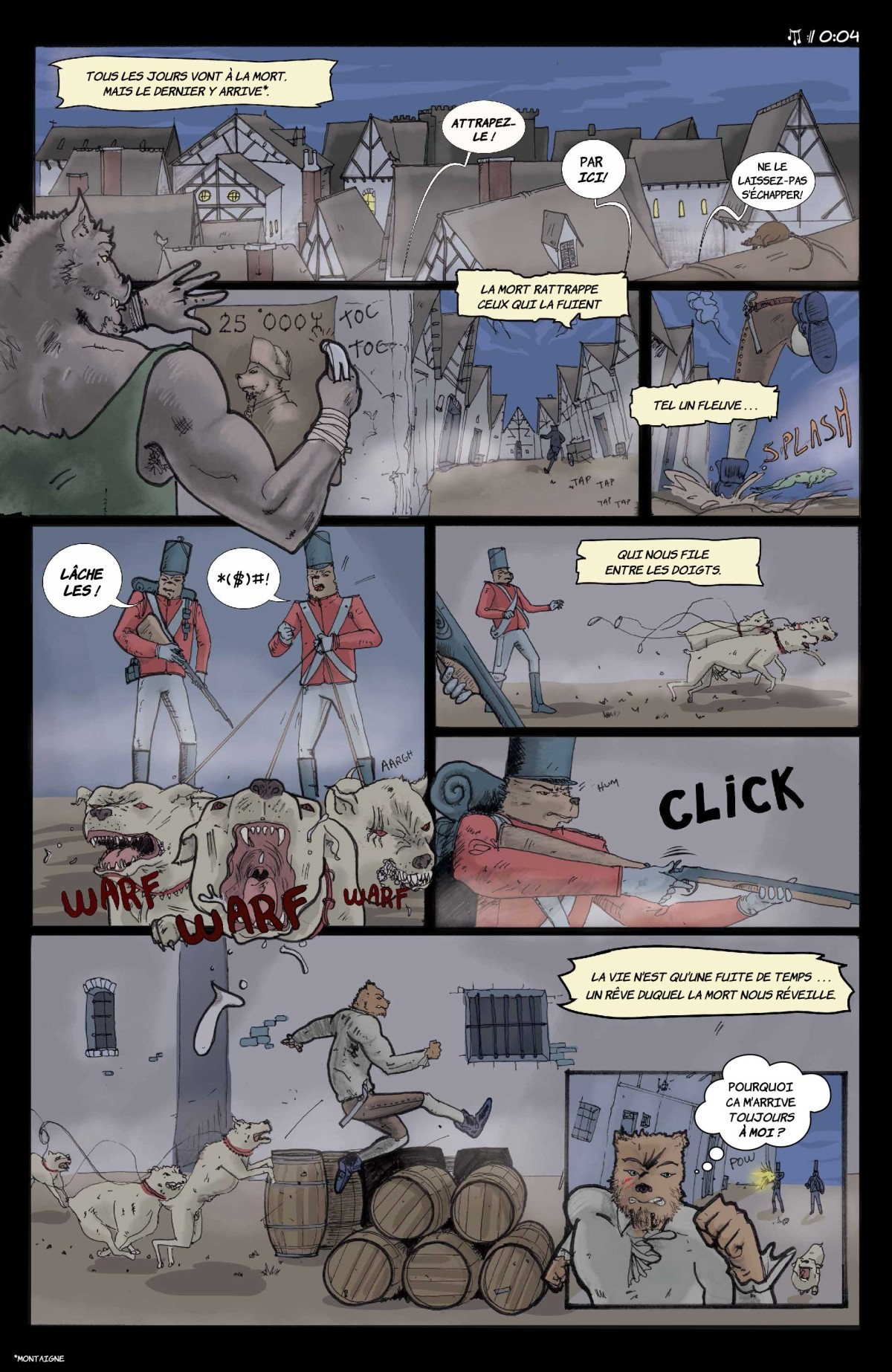 Épisode 1 page 3